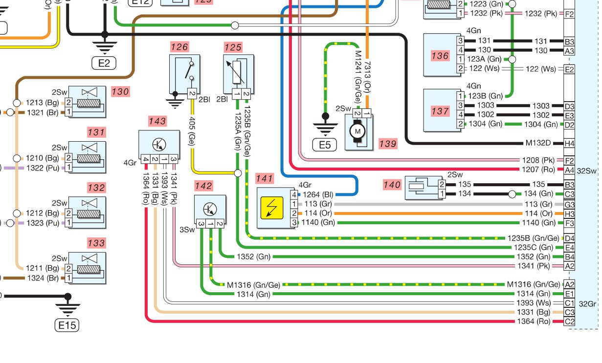 Citroen C3 1 4 Hdi Fuse Box Auto Electrical Wiring Diagram Schematic Ford F150 Pickup 974 Connector Forum Mi U0142o U015bnik U00f3w Citroena Zobacz Temat